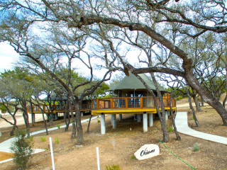 African Safari Tents at Spoon Mountain Glamping