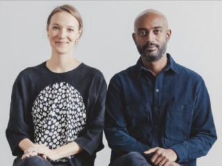 Jen Wood and Emanuel Admassu, Founding Principals, AD-WO