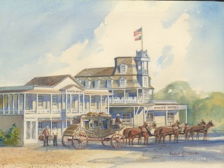"""National Museum of the Pacific War presents """"The Art of Fredericksburg: 175 Years"""""""