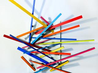 "Link & Pin Gallery presents Laura Sturtz: ""Linear Variations"""