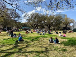 Second Sunday at Turtle Creek Park