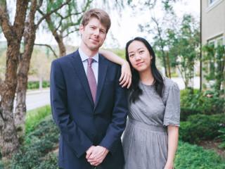 Alex McDonald and Rachel Li McDonald