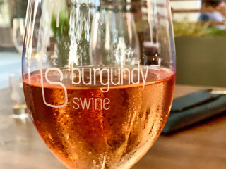 Burgundy Swine wine