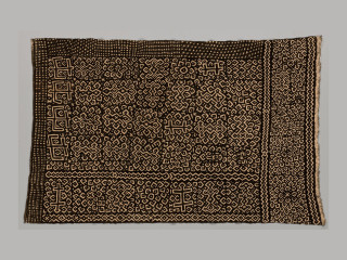 Bamana Mud Cloth: From Mali to the World