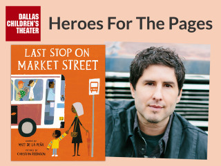 Heroes For The Pages: Last Stop On Market Street