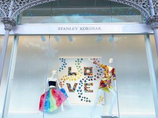Stanley Korshak Art Pop-Up