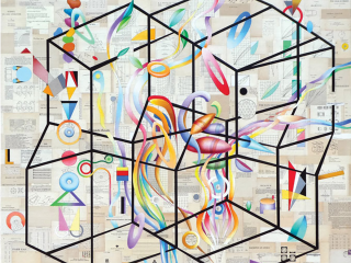 Wally Workman Gallery presents Helmut Barnett: Variations