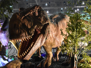 Jurassic Quest T-Rex