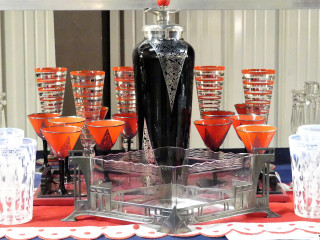 Houston Glass Club presents Vintage Glass and Antiques Show and Sale