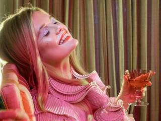 Wine lady