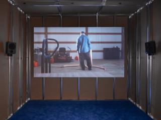 Galveston Arts Center presents Ryan Hawk: Distorts of Trespass