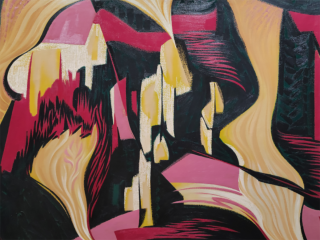 Kirk Hopper Fine Art presents Alexandre Hogue: The Modern Work