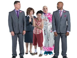 Uptown Players presents Del Shores' A Very Sordid Wedding