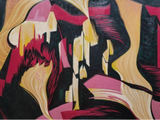 """Kirk Hopper Fine Art presents Alexandre Hogue: """"The Modern Work"""""""