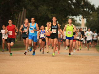 Hermann Park Conservancy presents Run in the Park
