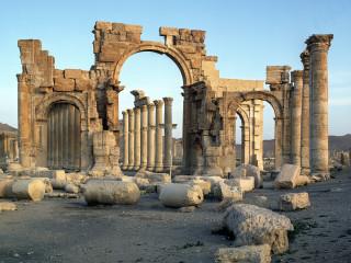 Carolyn Brown and Palmyra: An Ancient City Through the Lens