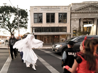 Ghost Hunting Tours