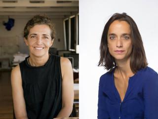 Cecilia Puga and Paula Velasco