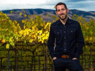 Kerloo Cellars Owner and Head Winemaker Ryan Crane