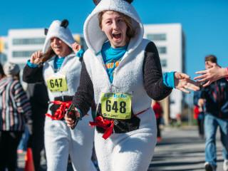 Santa's Jingle Bell Run 5K and Kids 1K