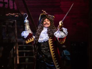 Stages presents Hook's Tale