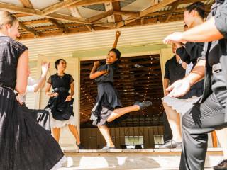 Performa/Dance presents Bluegrass Junction