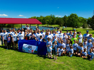 Huntington's Disease Society of America Team Hope Walk