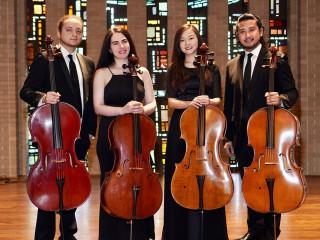 Radix Cello Quartet