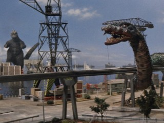 <i>Destroy All Monsters</i> Halloween Outdoor Film Party