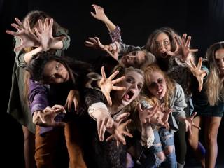 Undead Haunted House of Dances