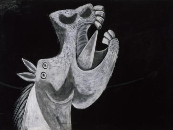 Picasso Black and White