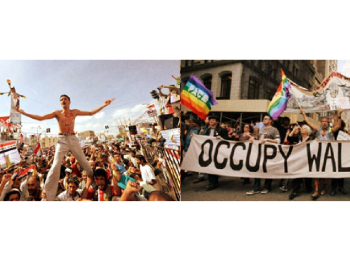 "Voices Breaking Boundaries presents ""Struggles for Freedom: Arab Spring/Occupy Houston"""