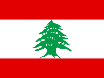 Places_Food_Cafe Lili_Lebanese flag_Lebanese food