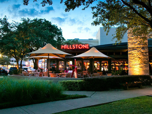 Hillstone Restaurant in Dallas