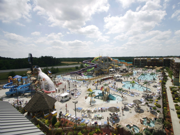 Kalahari Resorts and Conventions water park