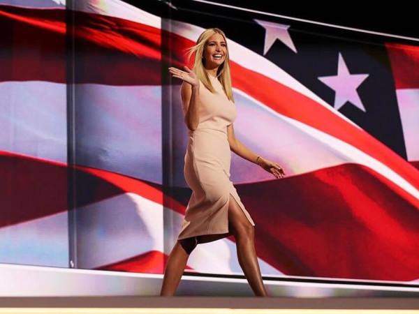 Ivanka Trump dress at Republican convention