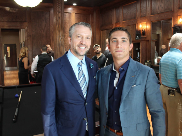 Boardroom Salon for Men,Vintage Park, July 2016, BRuce Schultz, Adam Leibold