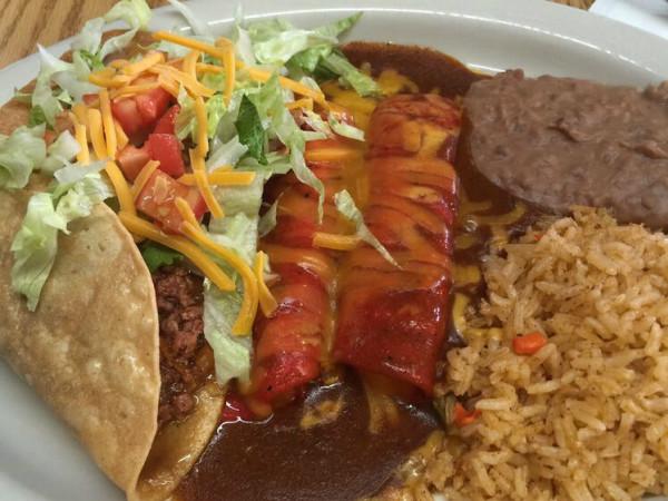 La Parilla Azteca Tex Mexican food