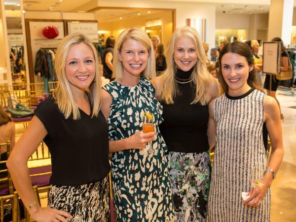Roberto Cavalli fall fashion show DKR Fund benefit 2016 Lindsey Majors Megan Matza Stefanie Moore Dalton Young