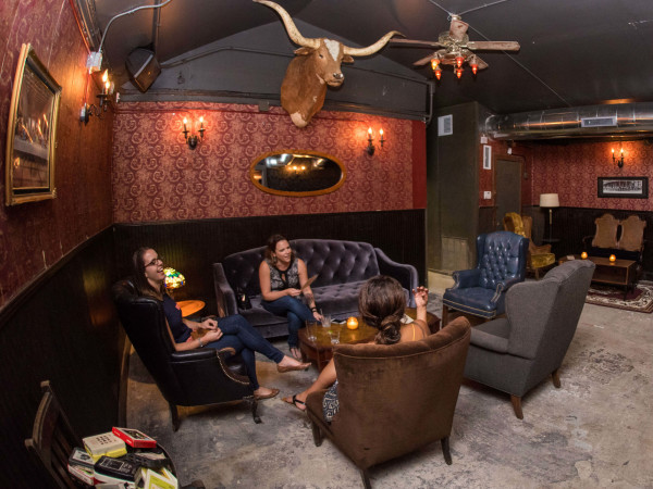 The Scoot Inn venue bar East Austin renovations 2016 Ivy's Room