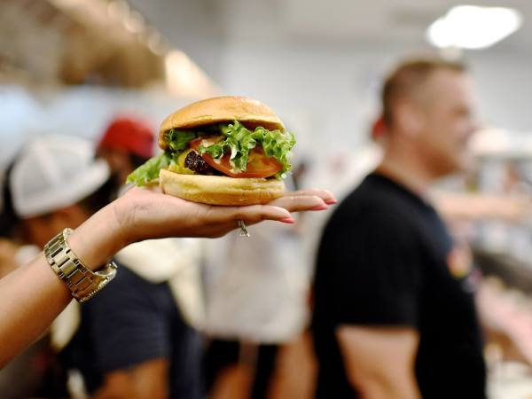 Killen's Burgers little burger palm pic