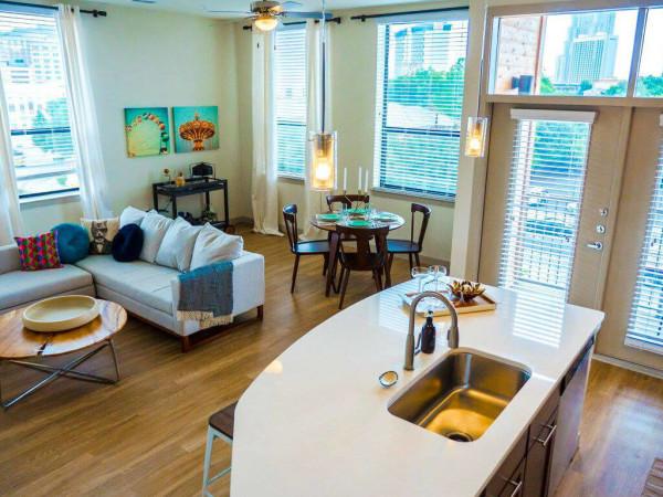 San Antonio apartment Agave La Villita