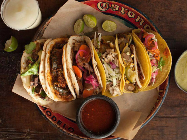 Mi Tierra Cafe and Bakery restaurant tacos San Antonio