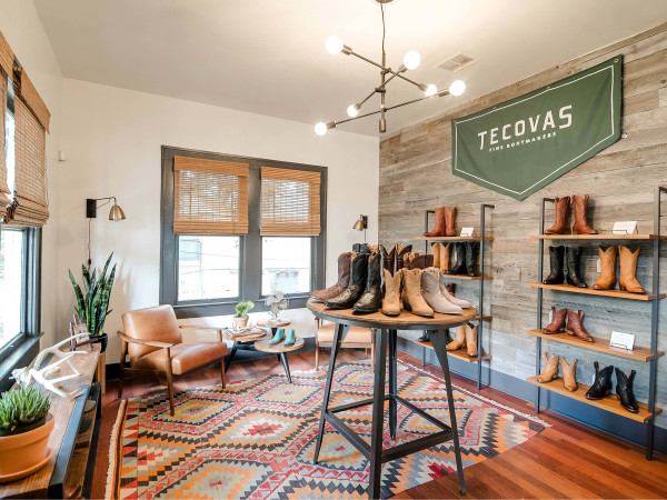 Tecovas Showroom 1
