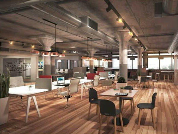 Spaces Dallas co-working space