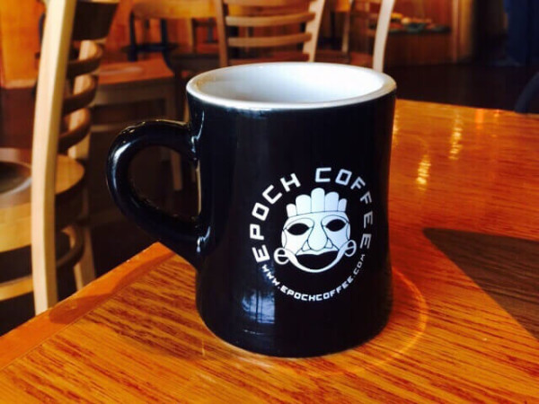 Epoch Coffee cup
