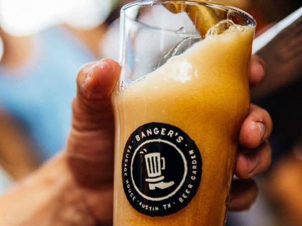 Bangers beer mug