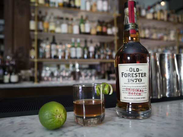 Bois Beckett by Houston bartender Weston Ball
