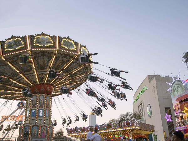 State Fair of Texas midway
