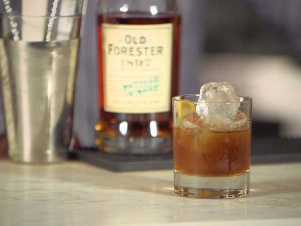 Austin bartender Jayson Black's Midnight Rambler